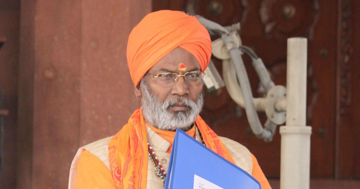 Demolish Jama Masjid in Delhi, hang me if Hindu idols are not found there, says Sakshi Maharaj