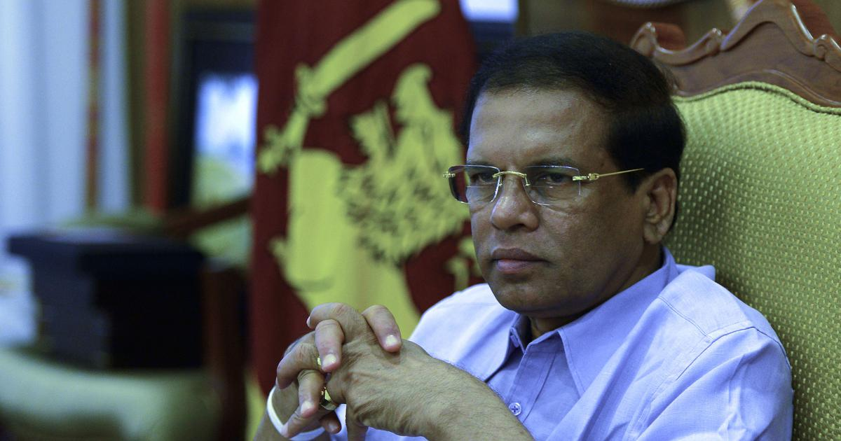 Sri Lanka Supreme Court stays president's notification to dissolve Parliament until December 7