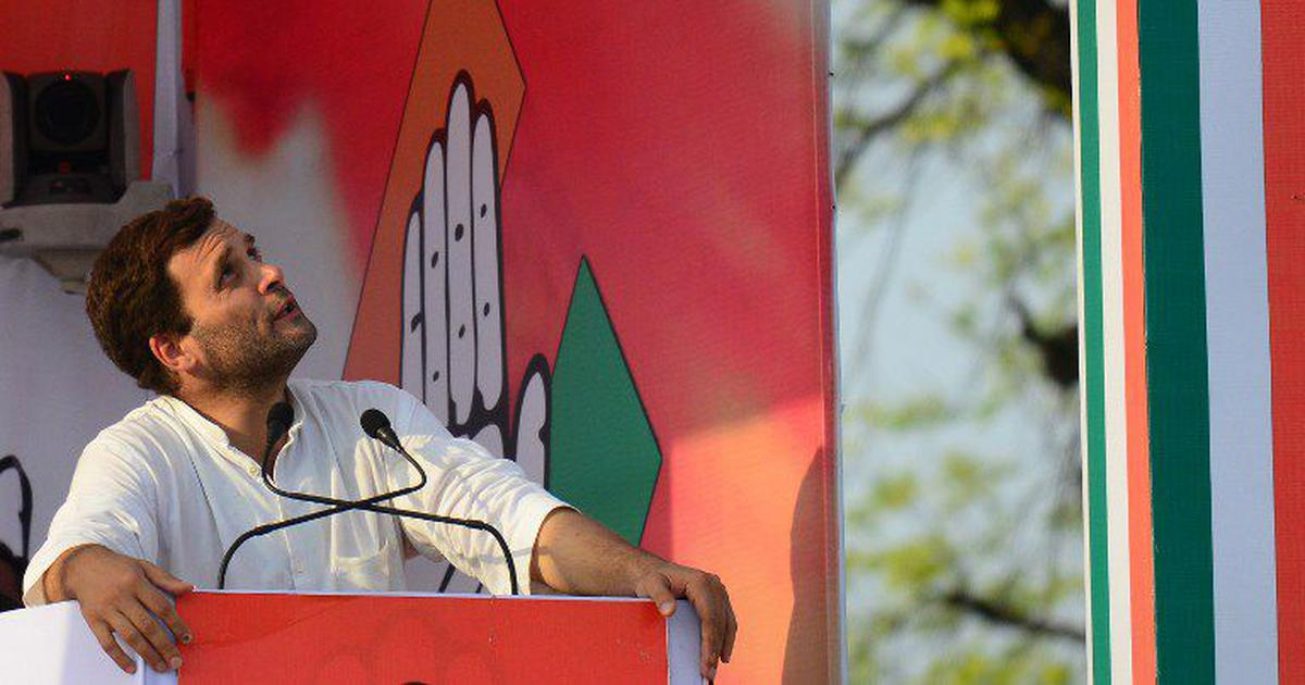 The question is not if NYAY can actually work in India – but if it will first work for Congress
