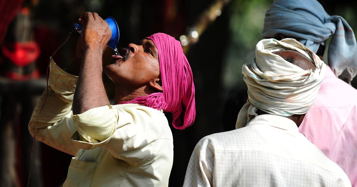 Heatwave conditions intensify across country, Chandrapur in Maharashtra records 48°C