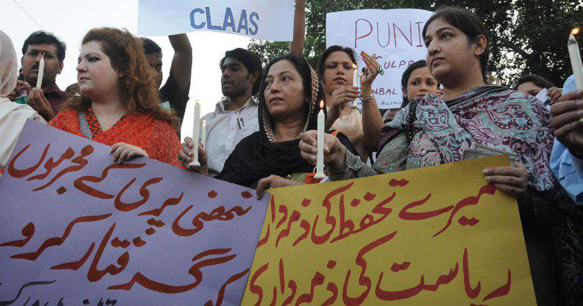 Imran Khan's 'new Pakistan' is plunging back into the Dark Ages with its proposed rape laws