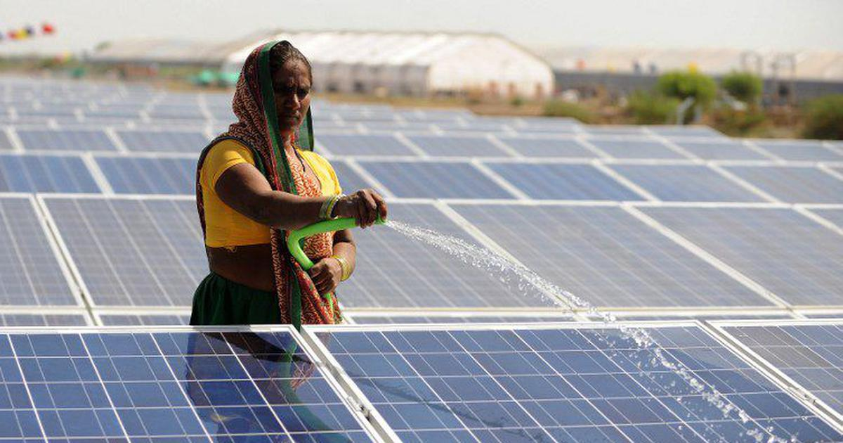 Large-scale solar projects could create more problems in India than they solve