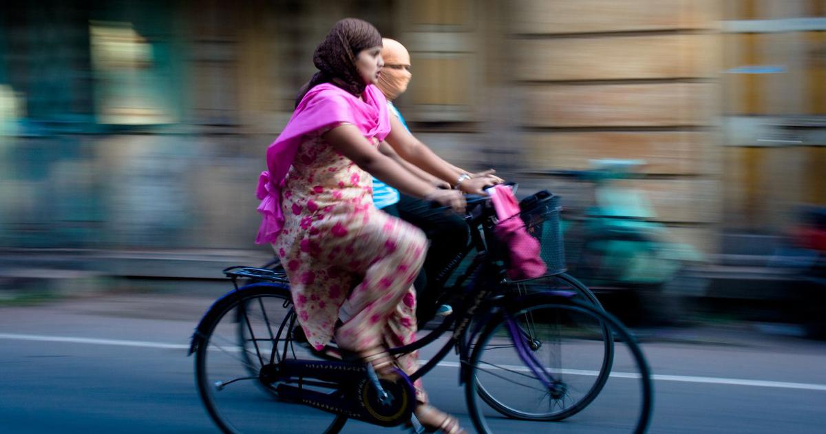 Understanding the challenges faced by women on Indian streets is key to promote cycling in cities