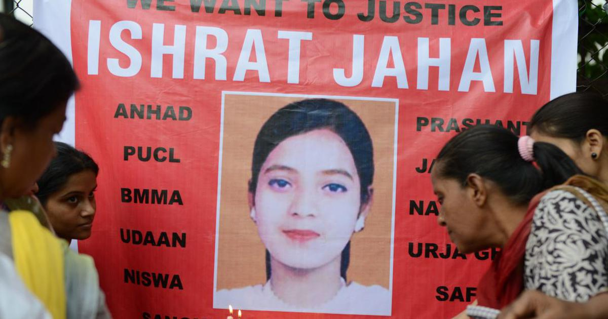 Ishrat Jahan's mother says 'spirit shattered by impunity', can no longer be part of court hearings