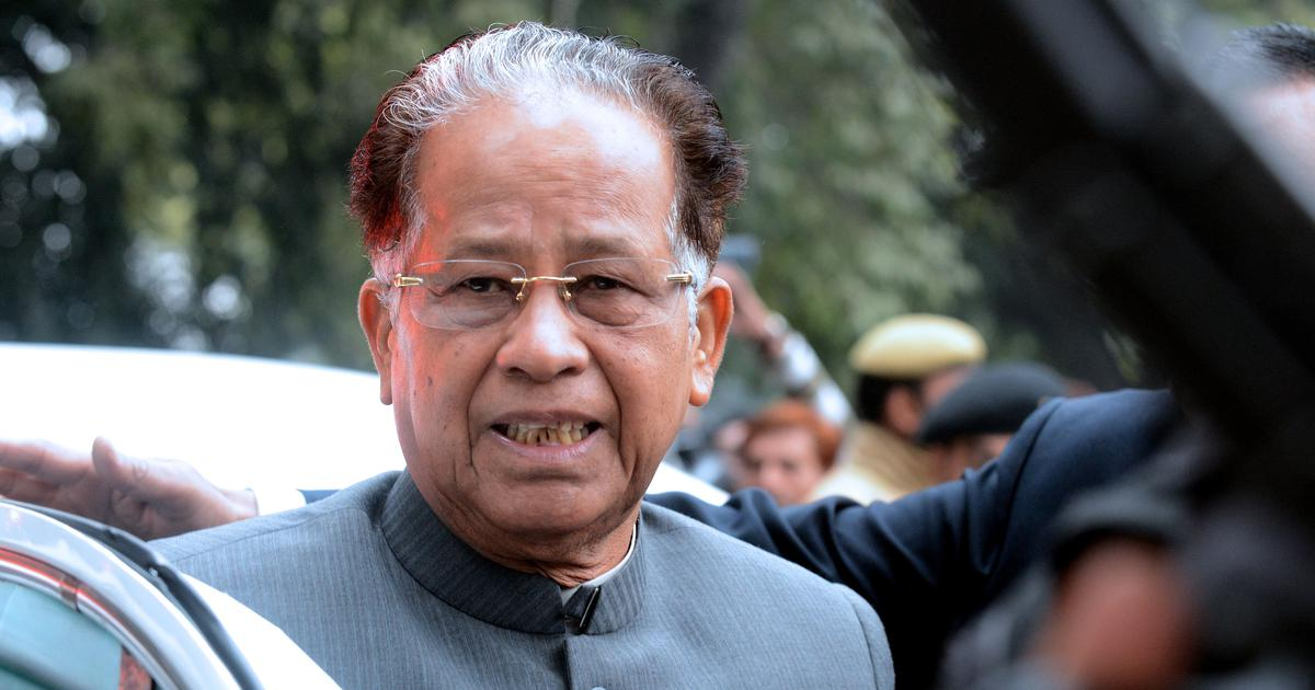 'NRC is a waste paper': Former Assam CM Tarun Gogoi lashes out at state government
