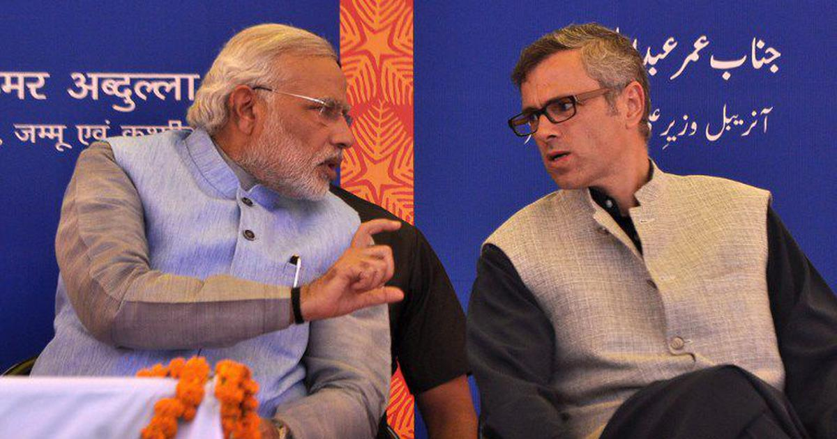 Modi attacks Omar Abdullah over separate PM for J&K remark, asks Opposition to clarify their stance