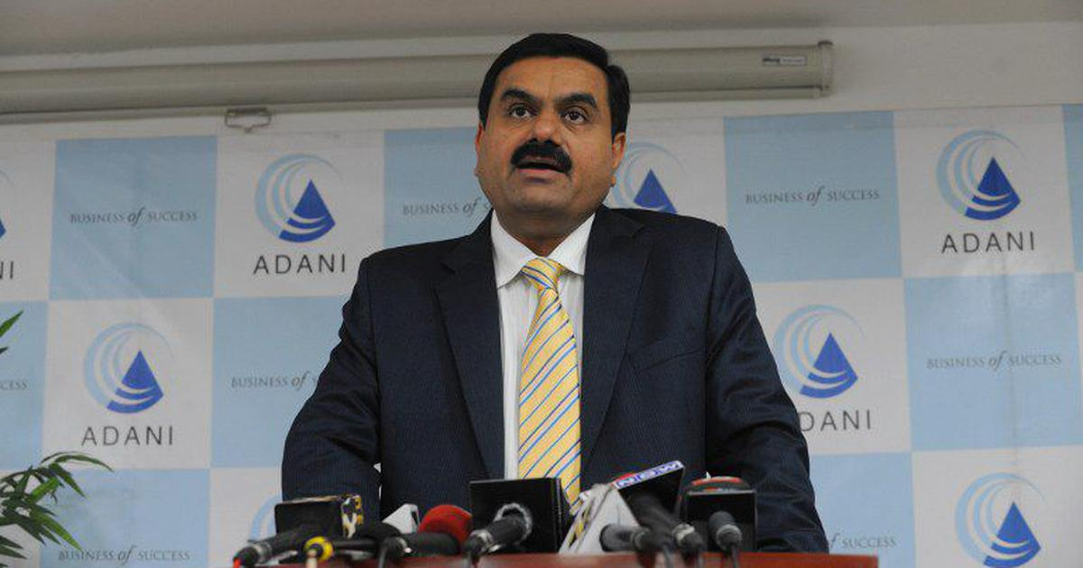 New York stock exchange removes Adani Ports from index due to links with Myanmar military