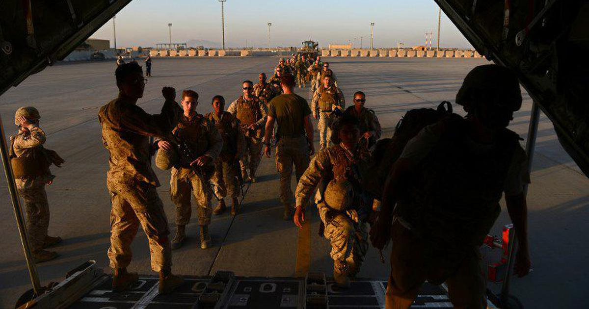 US announces sharp cut in troops in Iraq, Afghanistan by mid-January
