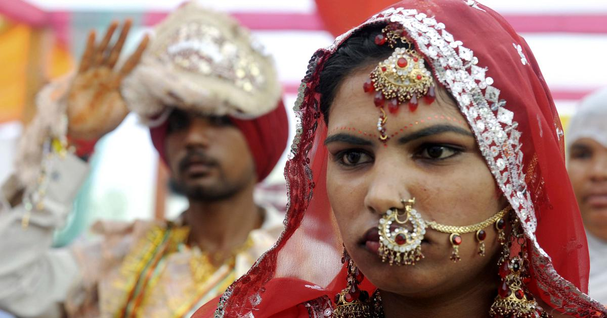 Indian women tend to be more educated than their spouses. Why are they settling for less?