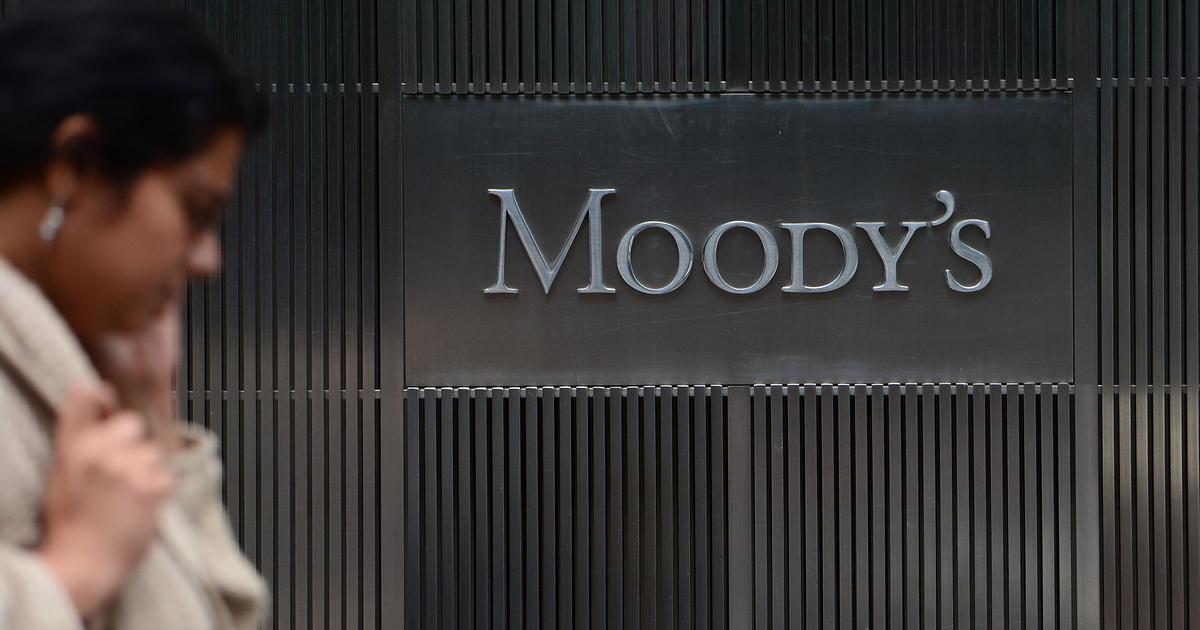 Credit rating agency Moody's says India's economic slowdown is driven by long-lasting factors