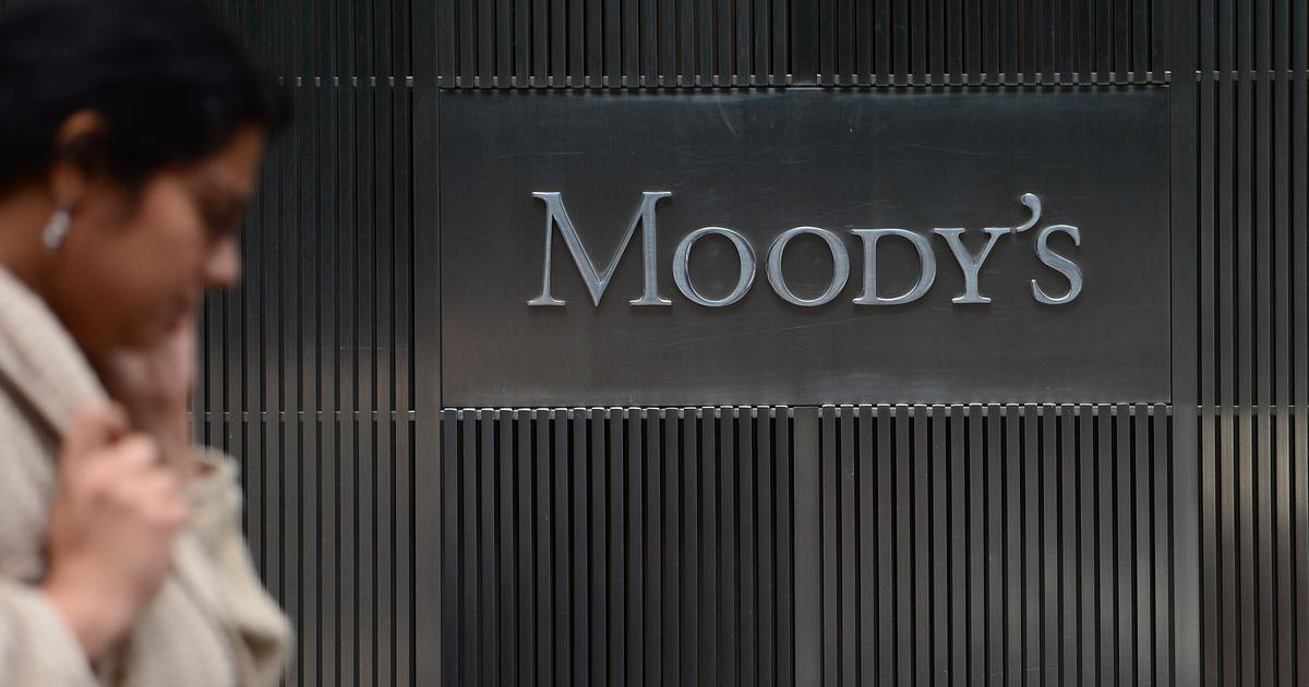 Moody's downgrades India's projected growth rate for 2019-'20 from 6.8% to 6.2%
