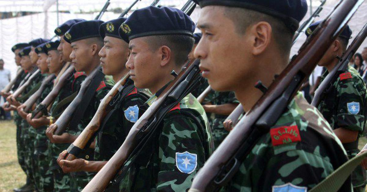 Nagaland: Rebel group NSCN(IM) elects new chairperson, deputy for six years