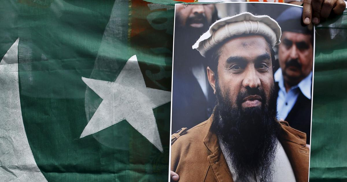 26/11 trial: Pakistan investigation agency asks court to cancel bail to LeT's Zakiur Rehman Lakhvi
