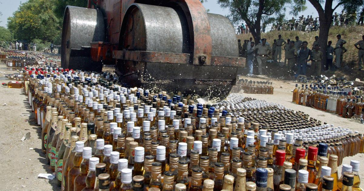 At Least 26 Die In Uttar Pradesh After Consuming Spurious Liquor
