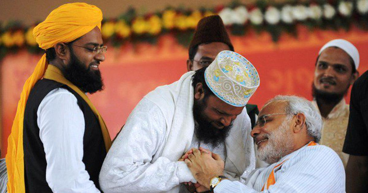 Why Muslims in Gujarat supported the BJP (even if it is not clear whether they voted for the party)