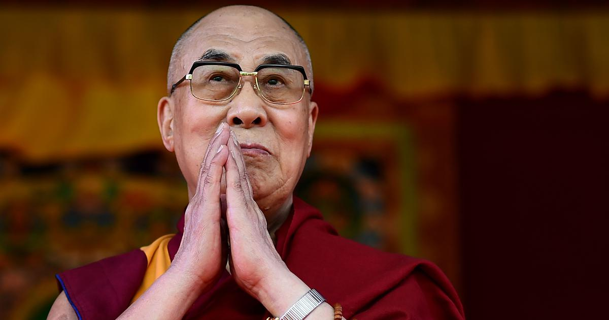 Dalai Lama says his successor may be found in India: Reuters