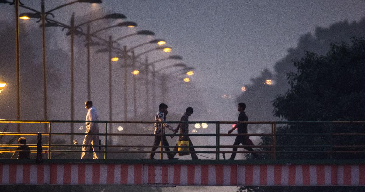 India wants to make its cities more pedestrian-friendly after coronavirus lockdown