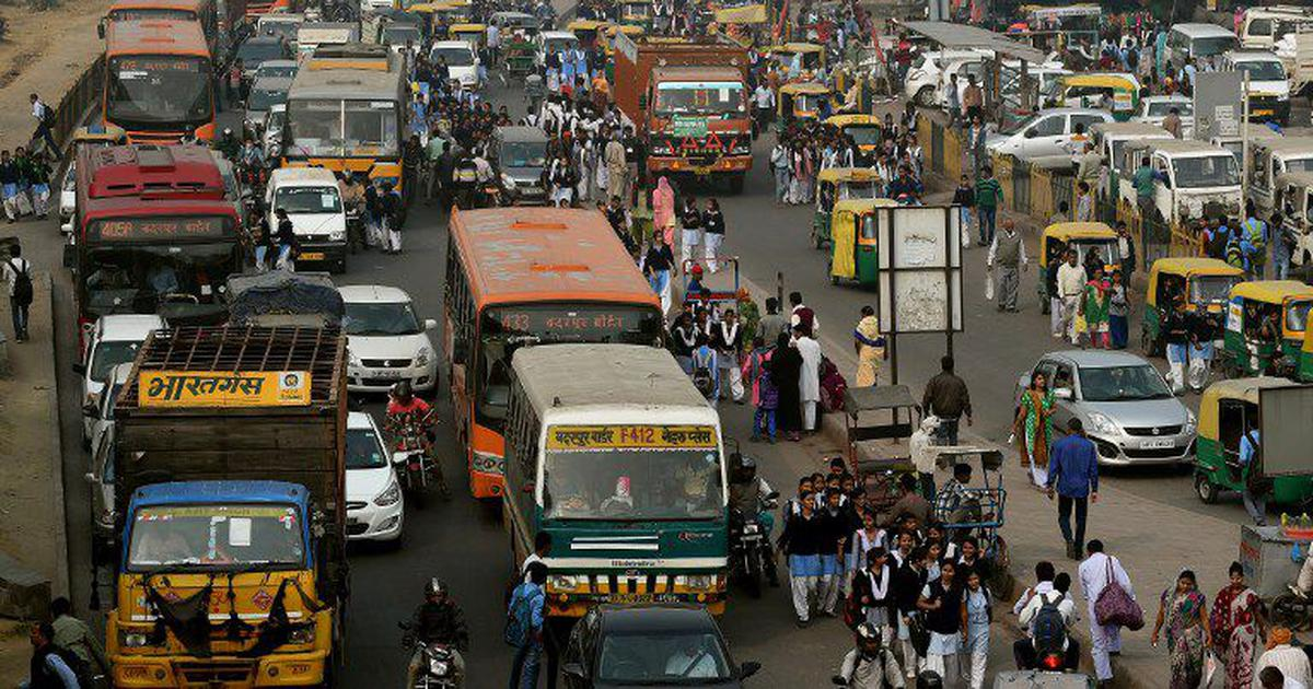 Road test: Nine Indian cities among top 100 with worst street connectivity