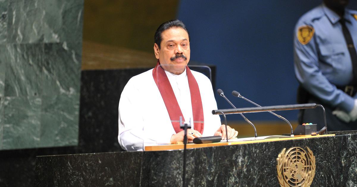 Sri Lanka: Mahinda Rajapaksa assumes charge as prime minister amid political crisis
