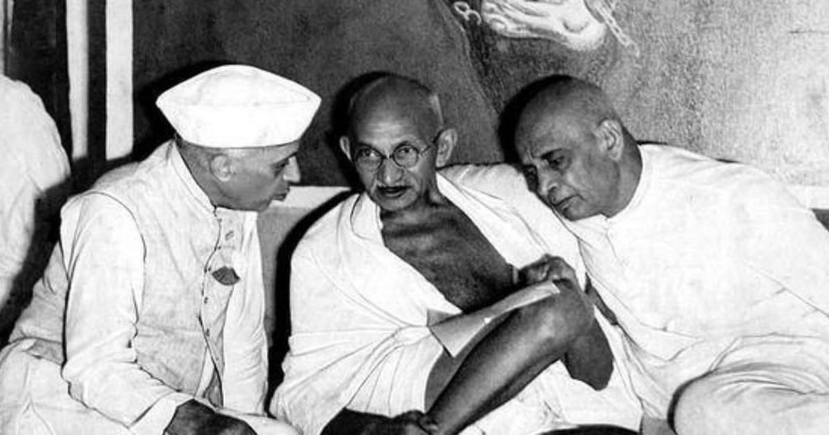 Vallabhbhai Patel on Jawaharlal Nehru: 'Priceless possession of a free India'