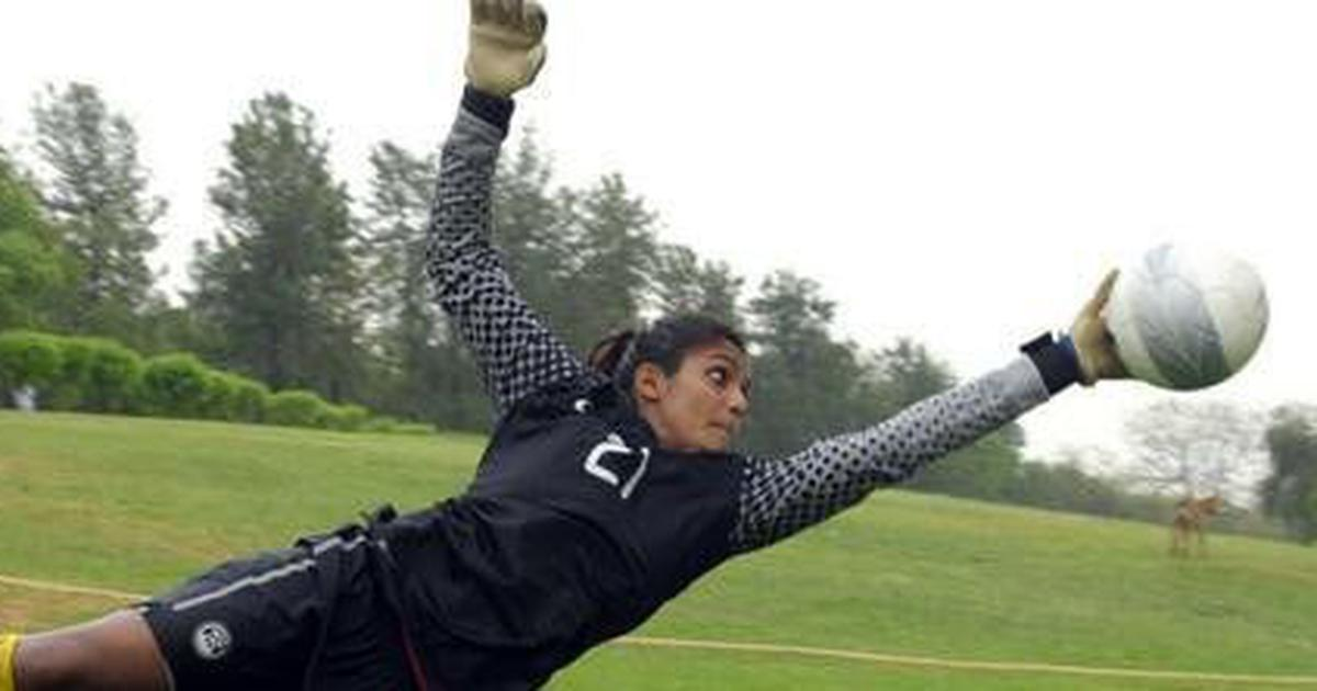 Football: India's goalkeeper Aditi Chauhan signs for Icelandic third-tier club Hamar Hveragerdi