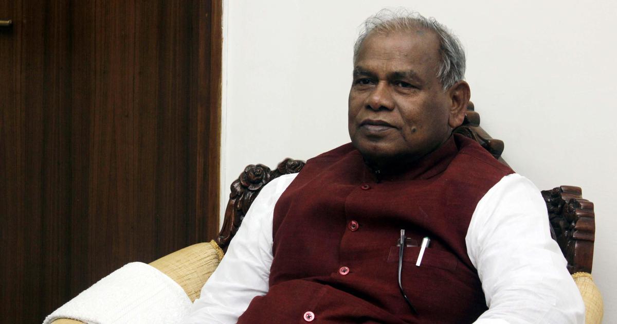 Bihar: Former CM Jitan Ram Manjhi sworn in as pro-tem Speaker of Assembly