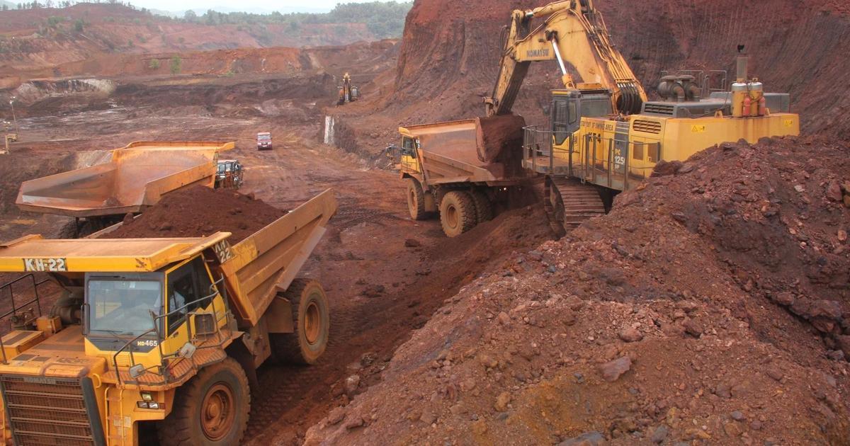 Goa mining ban: Supreme Court allows transportation of iron ore already extracted