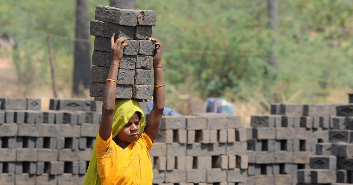 India is home to the world's largest slave population (Yes, slavery still exists)
