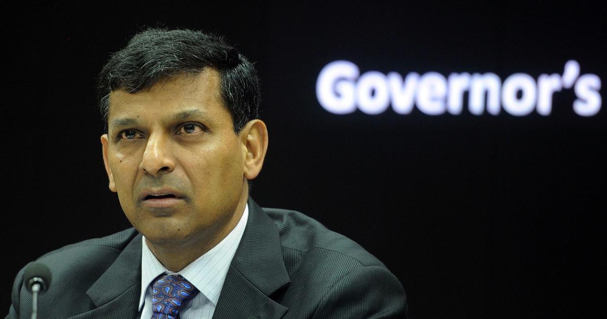 'Central banker's job has become much more political,' Raghuram Rajan tells BBC