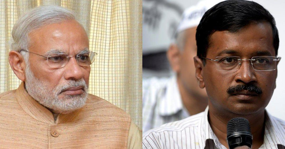 'Speeches, foreign trips, jumlebazi, did you do anything else?': Arvind Kejriwal asks PM Modi