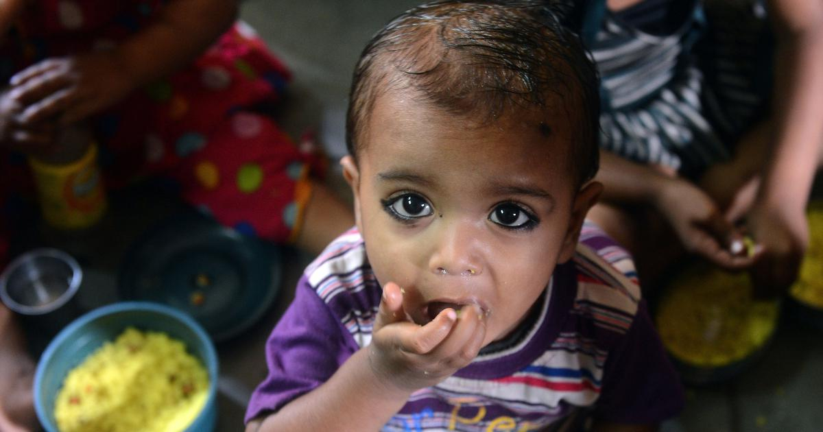 In charts: Eggs could help reduce India's chronic child malnutrition, a new survey shows