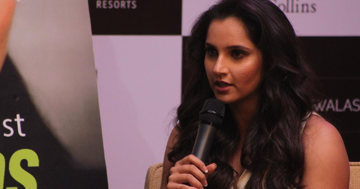 Tennis: Former doubles world No 1 Sania Mirza confirms a biopic on her is in the works