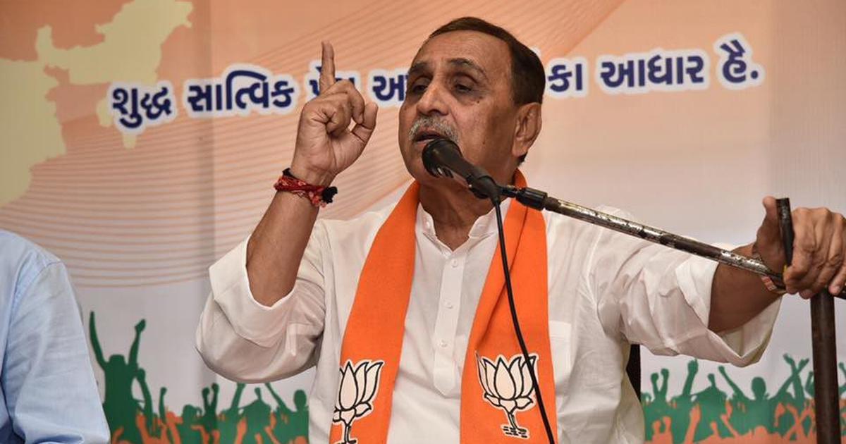 Gujarat to bring in 'strict laws to stop conversion of Hindu girls', says CM Vijay Rupani