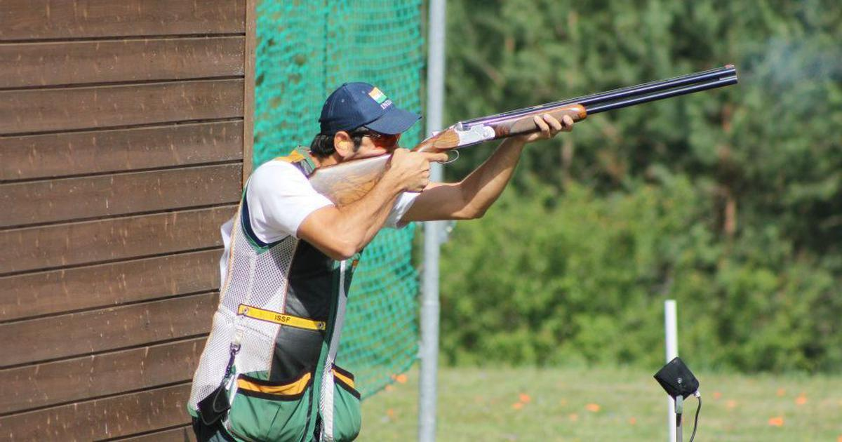Roger Federer is my idol, want to be like him, says Olympic-bound Indian shooter Mairaj Ahmad Khan