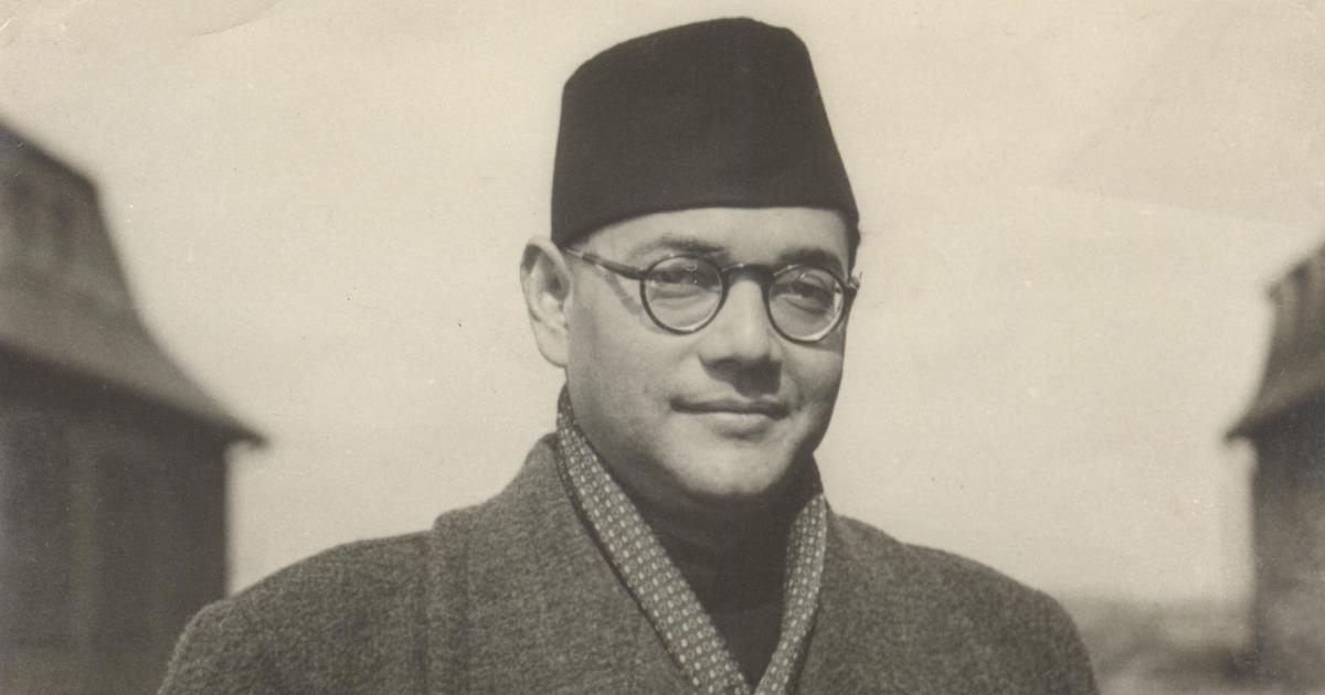 Stories about Netaji Bose returning to India as a sadhu damage his legacy, says his grand-niece