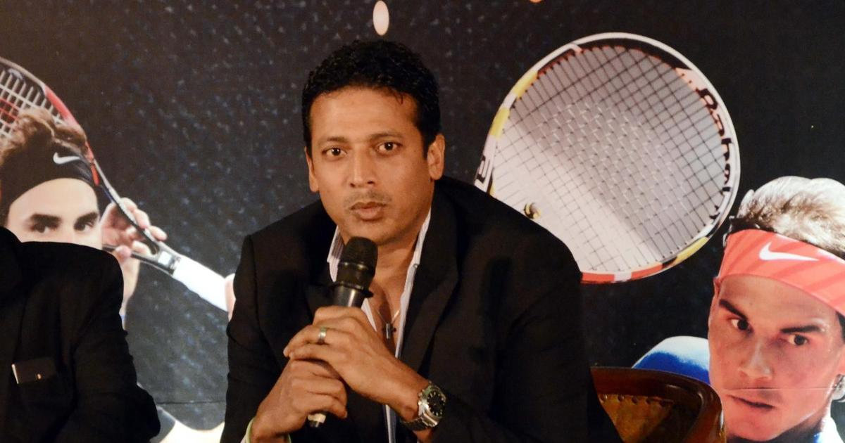 India need to produce a top-50 singles player in order to host a high-tier WTA event, says Bhupathi