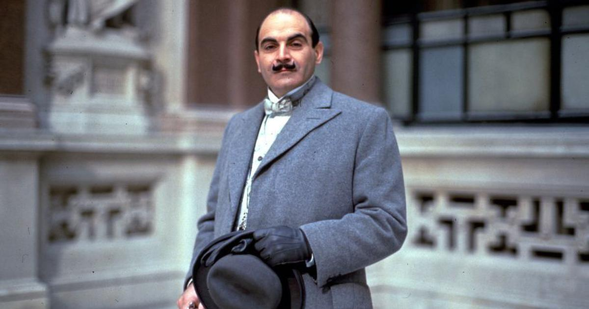 Hercule Poirot, still the world's most loved detective, turns 100