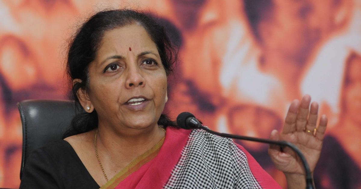 Nirmala Sitharaman responds to Kiran Mazumdar Shaw's tweet, says she is working on reviving growth