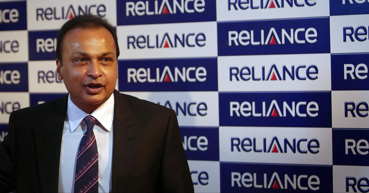 Reliance Group says it got contracts over Rs 1 lakh crore during UPA regime