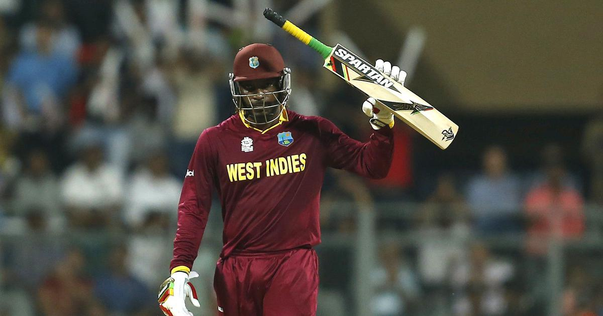 Chris Gayle named in 14-man squad for West Indies's ODI series against England