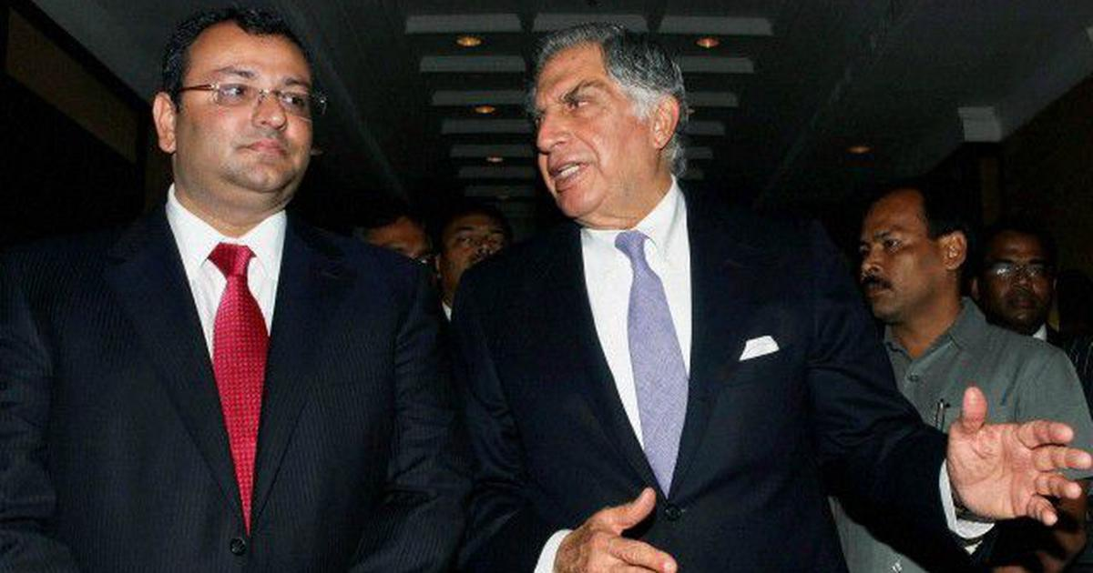Cyrus Mistry wins appeal against sacking, to return as Tata Sons chairperson