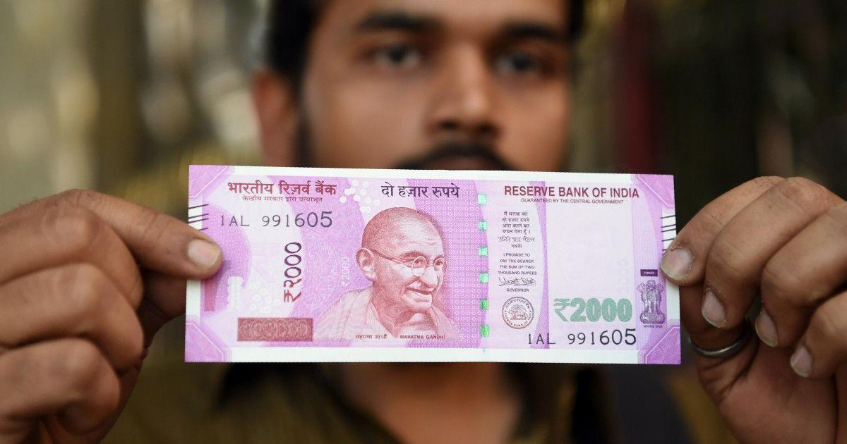 India stops printing Rs 2,000 note, two years after its shock launch