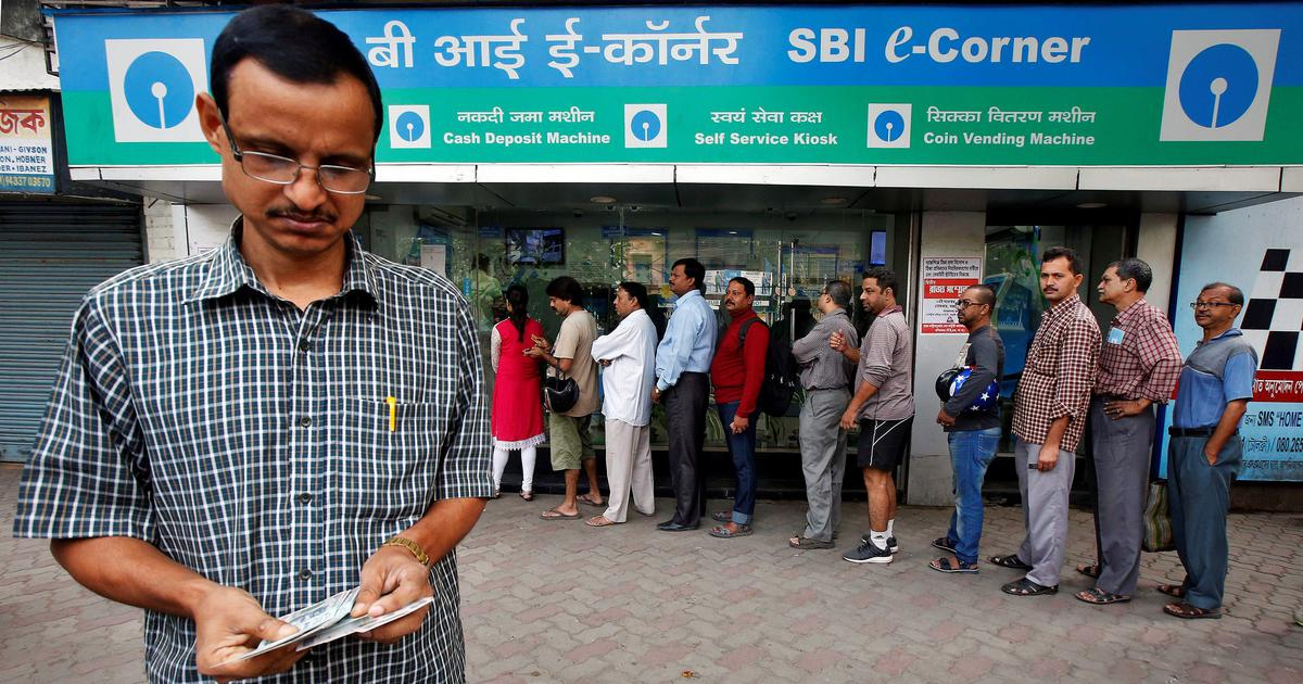 This year will be a litmus test for India's banking system. Here's why