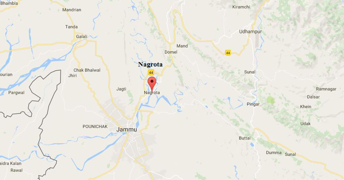 Jammu: Three militants killed in encounter with security forces near toll plaza on national highway