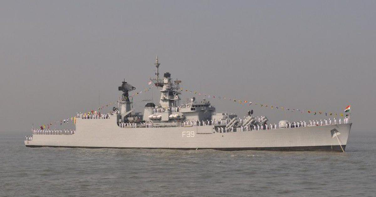 As Iran-US conflict escalates, Indian Navy deploys warships in the Gulf region