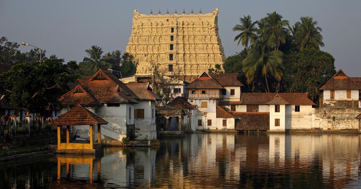 What former CAG Vinod Rai found when auditing the accounts of Kerala's Shree Padmanabhaswamy temple