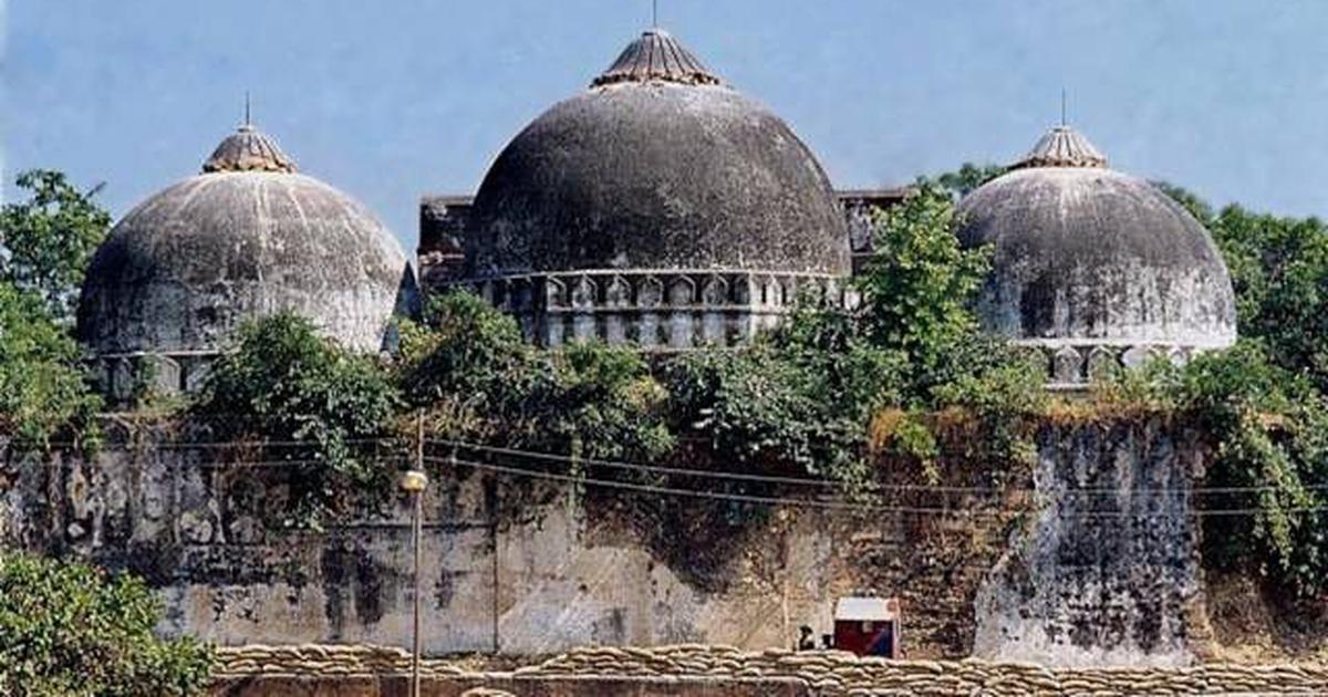 Babri Masjid demolition case: Special judge asks Supreme Court for six more months to conclude trial