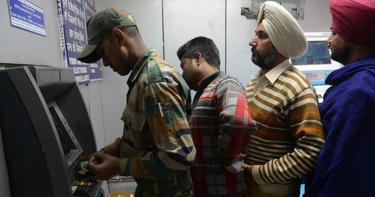 Celebrating demonetisation is like cutting a cake on a victim's grave, says Shiv Sena