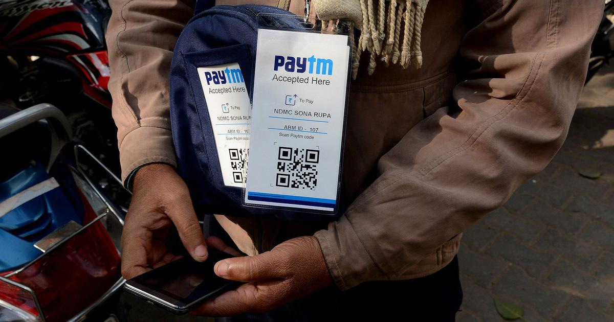 Paytm app back on Google Play store, hours after being removed for policy violation