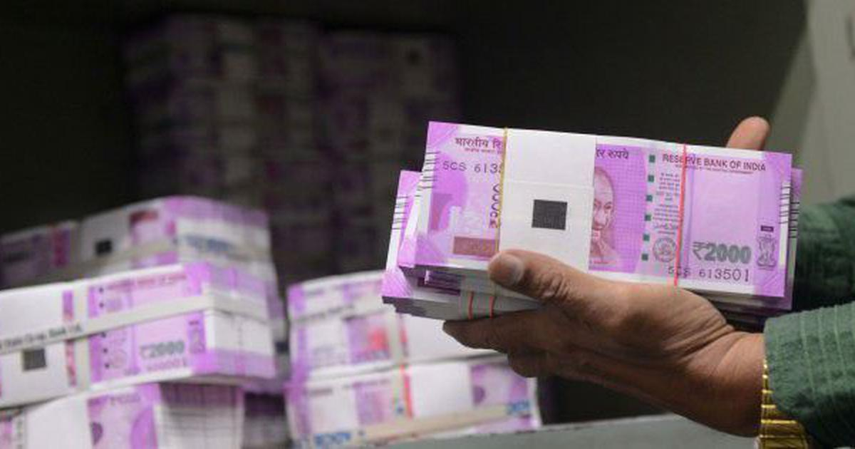 Cash in circulation has jumped by 19.14% since days before demonetisation: Indian Express